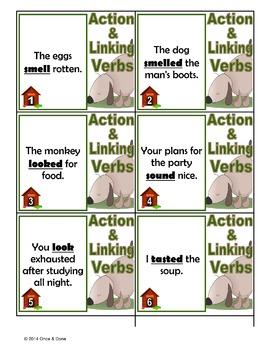 Grammar Unit 2, Nouns and Verbs