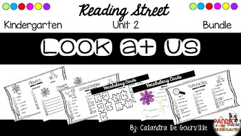 Reading Street Unit 2 Roll & Write