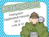 Kindergarten Reading Street Unit 2 Supplemental Pack