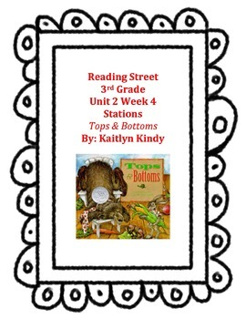Tops & Bottoms Reading Street Unit 2 Week 4