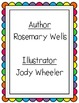 Reading Street Unit 2 Weeks 1-6 Focus Wall Posters: Grade 1