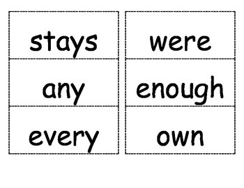 Reading Street Unit 3 Flash Cards for 1st Grade