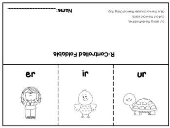 Reading Street Unit 3 Foldables 1st Grade