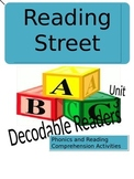 Reading Street Unit 3 Phonics/Comprehension Activities