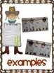 Cowboys Craftivity, Glyph and Writing Prompt