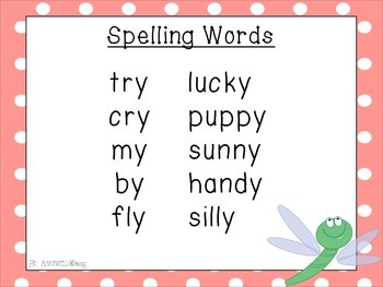 Reading Street Unit 3 Week 1 A Place to Play ~ Spelling & Amazing words