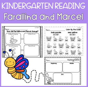Reading Street Unit 3 Week 4: Farfallina and Marcel