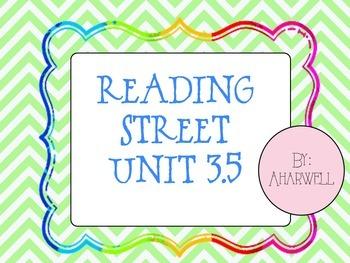 Reading Street Unit 3 Week 5