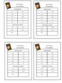 Reading Street Unit 3 Week 5 Spelling Packet