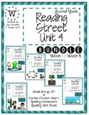 Reading Street Unit 4 Bundle