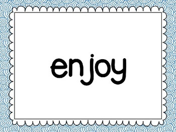 Reading Street 1st Grade Unit 4 High Frequency Words PowerPoint Slideshow