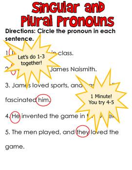 Reading Street Unit 4 Interactive Grammar PowerPoints