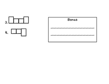 Reading Street Unit 4 Spelling Tests (Embedded Sentences with Shape Boxes)