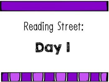 Reading Street Unit 4 Week 1  Power Point. Third Grade.