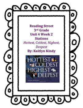 Hottest, Coldest, Highest, Deepest Reading Street Unit 4 Week 2