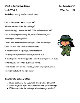 Reading Street Unit 5 Leveled Readers (Green, Strategic Intervention)