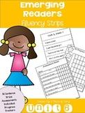 Emerging Readers Unit 6 Fluency Sentences