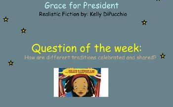 Reading Street Unit 6 Week 5: Grace for President