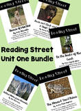 Reading Street Unit One Bundle