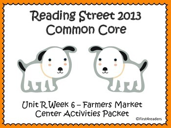 Reading Street Unit R Centers for Farmers Market