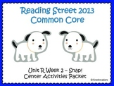 Reading Street Unit R Centers for Snap!