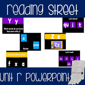 Reading Street Unit R Powerpoint