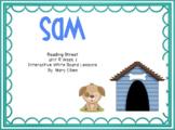 Reading Street Unit R: Sam Week 1