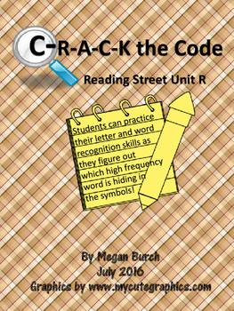 Reading Street Unit R Vocabulary Practice