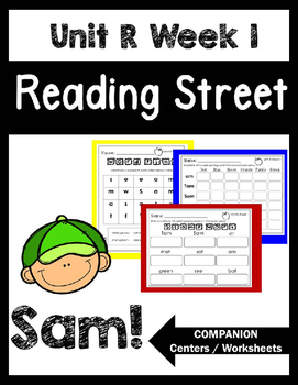Reading Street. Unit R Week 1. Sam!  Centers/Focus Wall/Handwriting