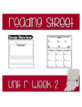 Reading Street Unit R Week 2