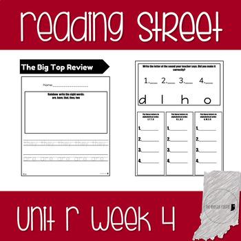 Reading Street Unit R Week 4