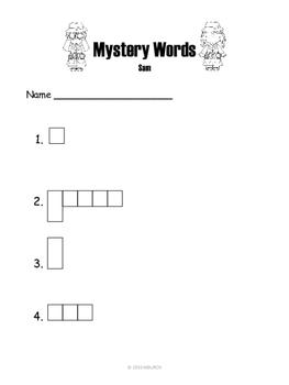 Reading Street Unit R Word Work