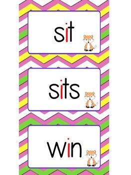 Reading Street, Units 1-5, Spelling Words