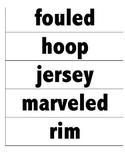 Reading Street Vocabulary Cards- 4th Grade Unit 2