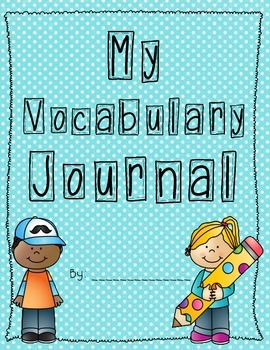 Reading Street Vocabulary Journal - 2013 Edition - Grade 3