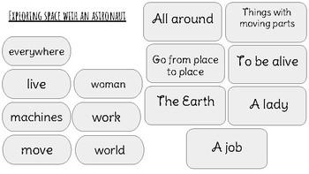 Reading Street Vocabulary units 1-3 2nd grade
