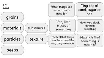 Reading Street Vocabulary units 4-6 2nd grade