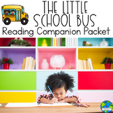 The Little School Bus Companion Packet