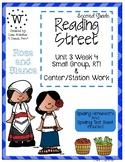 Reading Street Weekly Work Unit 3 Week 4 Rosa and Blanca