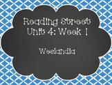 Reading Street: Weslandia Posters & Activities