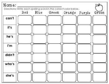 Reading Street Worksheets/Centers Unit 2 Week 2 Abraham Lincoln Second Grade