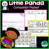 Little Panda Companion Packet