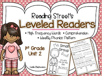Reading Street's Leveled Readers