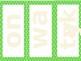 Reading Street sight word mats units 1-5