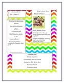 Reading Street unit 1 week 2 Planning guide
