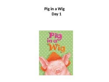 Reading Street unit 1 week 2 pig in a wig