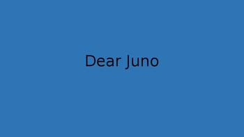 Reading Street vocabulary Dear Juno