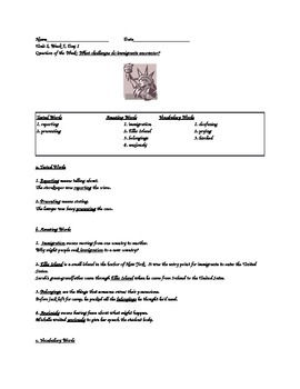 Reading Street/Grade 5/Unit 1, Week 5, Day 1-Day 5