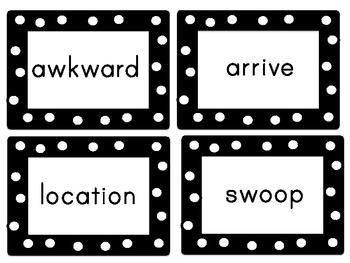 Reading Street's Amazing Words-Unit 3