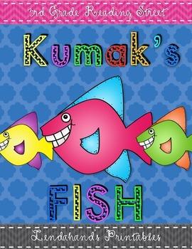 Reading Street, Kumak's Fish Teacher Pack by Ms. Lendahand
